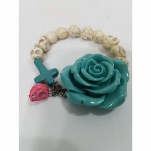 Jewelry - Sugar skull bracelet